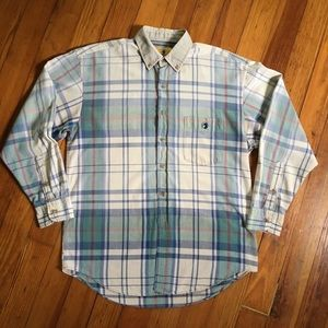 DUCK HEAD Vintage Casual Button Down